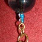 Blue Ball Dangle Pendant