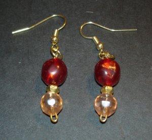 Autum Bead Earrings