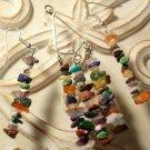 Maui Stones Earring & Pendant Set