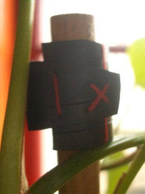 X marks the spot Rubber Ring