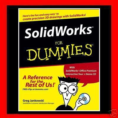 SolidWorks For Dummies with CD