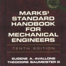 Marks' Standard Handbook for Mechanical Engineers, 10th Edition