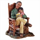 GRANDFATHER AND CHILD--Item #: 30263