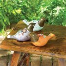FOLK ART BIRD FAMILY---Item #: 37764