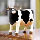 COW CANDLEHOLDER---Item #: 38253
