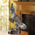 SOARING EAGLE STATUE---Item #: 38985