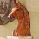 HORSE HEAD BUST---Item #: 37502