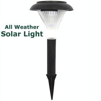 SOLAR POWERED GARDEN LIGHT---Item #: PP2437