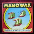 Warhammer Man O' War Imperial Wolfship Squadron