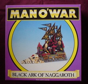 Warhammer Man O' War Black Ark Of Naggaroth