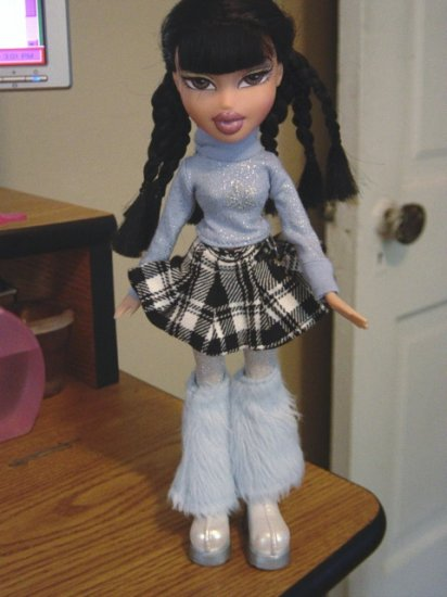 Bratz Mga 2001 10 Quot Fashion Doll With Long Braided Black