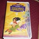 Walt Disney's Masterpiece The Hunchback of Notre Dame VHS  Video #600261