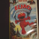 RJim Henson's  Adventures of Elmo in Grouchland Sesame Street VHS Video  #600270