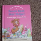 Jim Henson's Muppets in Fozzie Bear, Star Helper Hard Cover Book  1992  #600276