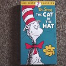 Dr. Seuss The Cat in the Hat VHS Video  #600277