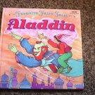 1993 Creative Child Press Hard Cover Children's Book Aladdin   #600279