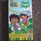 Dora the Explorer VHS Video entitled Meet Diego #600281