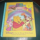 Pooh Good as Gold Disney's Out and About with Pooh Grow and Learn Library Vl 1    #600291