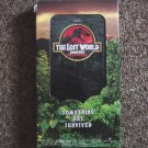 The Lost World Jurassic Park Movie VHS Video  #600295
