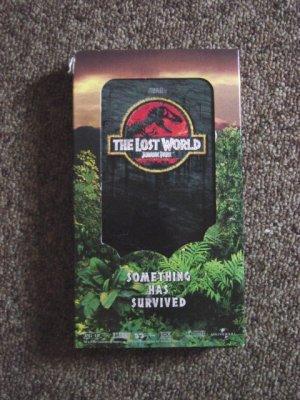The Lost World Jurassic Park Movie VHS Video  #600295