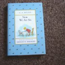Hardback Book of Winnie-the-Pooh Verses Now We Are Six Written by A.A. Milne #600321
