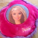 "13"" Barbie Pink and Purple Girl's Bedroom Decorative Throw Pillow #600340"