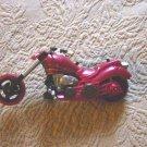 Spiderman Red Toy Motorcycle Hog #600366