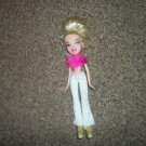 "Bratz MGA 2001 10"" Fashion Blond Doll with Halter, Pants & Shoes #600416"