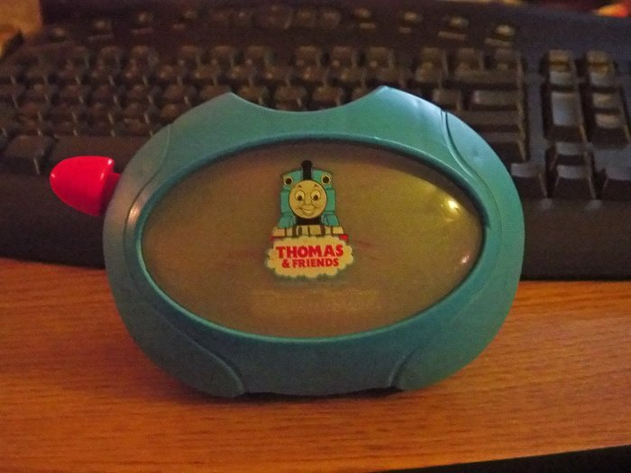 Blue Thomas & Friends Viewmaster Viewer #600420