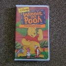 1995 Disney Winnie the Pooh - Frankenpooh VHS Video #600446