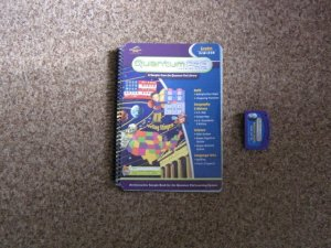A Sampler from the Quantum Pad Library (Quantum Pad Learning System, Grades 3rd-5th) #600523