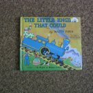 The Little Engine That Could Watty Piper Book Trade Edition Hardcover Book #600408