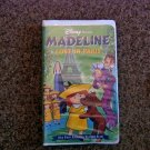 Disney 1999 Madeline Lost in Paris VHS Video #600411