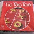 1978 Vintage Pressman Toys #1505 Classic Tic Tac Toe Game #600528