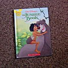 2006 Disney Wonderful World of Reading The Jungle Book Hardcover Book #600548