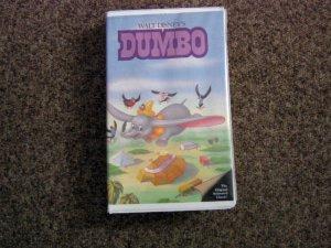 Classic Walt Disney's Dumbo VHS Video #600555