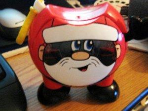 Mattel Santa Claus Viewmaster Viewer with Holiday Reel #600558