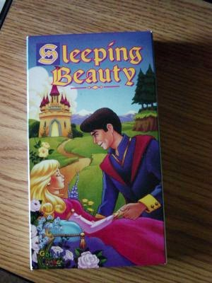Golden Films Sleeping Beauty Vhs Video 600286