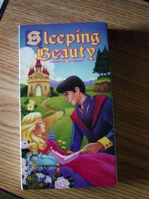 Golden Films Sleeping Beauty VHS Video #600286