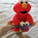 Fisher Price Sesame Street Jump & Lean Pogo Stick Bouncing Elmo Plush Toy #600605