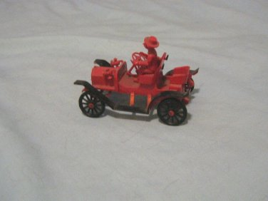 Vintage 1906 Buick Red Car by Gowland & Gowland #600640