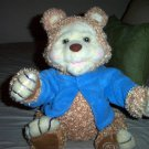 SALE TJ Bearytales Playskool Animated Talking Plush Teddy Bear  #600646