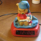 Winnie The Pooh Electric Light Up Alarm Clock Fantasma Disney Bedtime Story #600611
