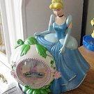 Disney Princess Cinderella Bank and Alarm Clock #600588