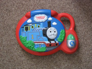 VTech Thomas & Friends Train Childs Learning Laptop Educational Toy Computer   #600578