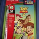 NIP Leap Pad LeapFrog  Toy Story 2 1st Grade Reading Storybook #600166