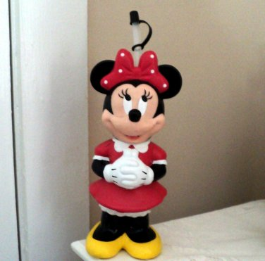 Disney Minnie Mouse Big Sipper Drink Bottle with Straw #600496