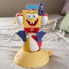 Nickelodeon SpongeBob Squarepants Squirt'n Snorkel Sprinkler  #600666