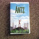 1999 Dream World Pictures VHS Video Antz Clamshell Woody Allen as Z #600582