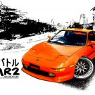 Toyota MR2 Car Tees